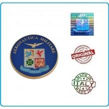 Fermacarte Ferma Carte Aeronautica Militare Metallo Smaltato Scrivania Ufficio Idea Regalo Art.AM0102