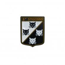 Distintivo Spilla da Camicia o Giacca Aeronautica Militare 3° Stormo Prodotto Ufficiale Art. AM0160P3ST