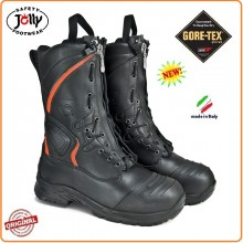 Anfibio Challenger Boot Fire Fighters Vigili Del Fuoco Nuovo Gore-Tex® Jolly Art.9065/GA