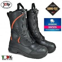 Anfibio Challenger Boot Fire Fighters Vigili Del Fuoco Nuovo Gore-Tex® Jolly Art. 9065/GA