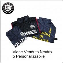Corpetto in Nylon con Cappuccio Neutro o Personalizzato Vega Holster Italia Art.AP7-N