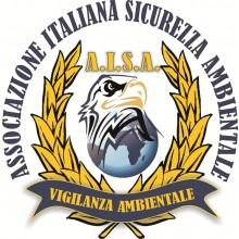 Adesivo o Vetrofania A.I.S.A..Vigilanza Ambientale  Art.Aisa-vet.1