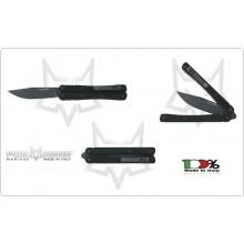 Coltello Combattimento Manico G10 BALISONG o Farfalla Fox Maniago Italia Art.BF-500
