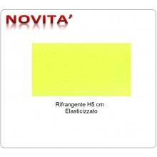 Nastro Rifrangente Nuovo Modello Elasticizzato Yellow Modello 5 Art.SS-NUOVO