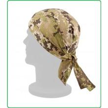 Berretto Bandanas Vegetato Esercito Italiano Militare Art.0204