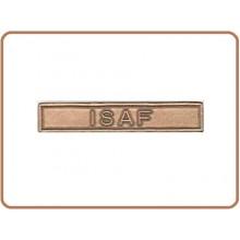 Rapportino Barretta  per Nastrini  ISAF  Art.Al-B-ISAF