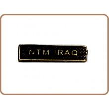 Rapportino Barretta  per Nastrini  NTM IRAQ Art.Al-B-NTM