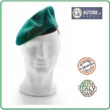 Basco Spagnolo Verde Bordo Tessuto Guardia di Finanza Venatoria ecc FAV Italia Art.FAV-V
