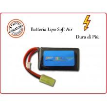 Batteria Lipo 11.1X1200 25C per Fucili Soft Air Art.11.1X1200 25C
