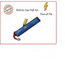 Batteria Lipo 11.1X1300 20C per Fucili Soft Air Art.11.1X1300 20C
