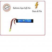 Batteria Lipo 7 4X750 15C per Fucili Soft Air Art.7 4X750 15C