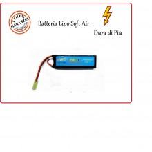 Batteria Lipo 7.4X2200 20C per Fucili Soft Air Art.7.4X2200 20C