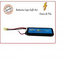 Batteria Lipo 7.4X1600 30C per Fucili Soft Air Art.7.4X1600 30C