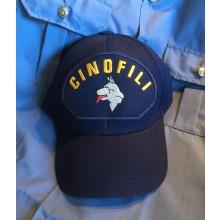Berretto Cap Baseball Ricamato Cinofili Protezione Civile Carabinieri Polizia  Art.TUSCAN-CIN