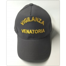 Berretto Baseball Cap con Logo Ricamato  Vigilanza Venatoria  Art.NSD-VV-CAP