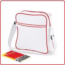 Borsa a Tracolla Retro Flight Bag Bag Base  Crocerossine Croce Rossa Italiana CRI Art.BG16