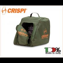 Borsa Porta Calzature e Anfibi CRISPI® Verde Art.AM4820