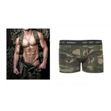 Boxer Woodland Elasticizati Militari Army INC 101Art.114280