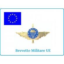 Brevetto Parà Paracadutismo Militare Unione Europea UE Art.BREV-UE
