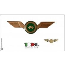 Brevetto Grande Auto Guida Veloce Fondo Verde Guardia Di Finanza e Guardie Giurate  Art.NSD-GV3