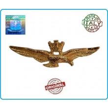Brevetto Pilota Militare Pilot Wings Aeronautica Militare Prodotto Ufficiale Camicia Art.BREV-AM2