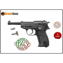 Pistola a Salve  WALTHER P 38 Cal. 8 mm Bruni BBM Italia LIBERA VENDITA  Art.RP030515