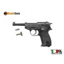 Pistola a Salve Scacciacani Starter per Gare WALTHER P 38 Cal. 8 mm Bruni BBM Italia LIBERA VENDITA  Art. RP030515