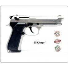 Pistola a Salve Beretta 92 Cal 8 mm INOX CROMATA KIMAR ITALIA Art.430.001