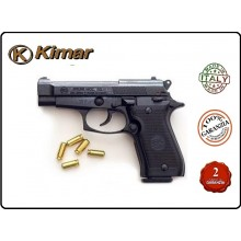 Pistola a Salve 85 calibro 8 mm Full Metal  Scarrellante Kimar Italia La Pistola In Dotazione Alla GDF Art.420.000