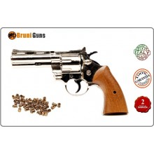 Revolver a Salve Modello PYTHON CAL. 380 MM MG Cromato Bruni Art.RP031315