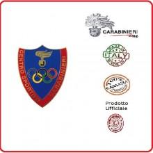 Pins Distintivo Carabinieri Centro Sportivo Prodotto Ufficiale Italiano Art.C188P