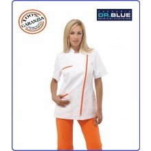 Casacca Donna Professionale Medicale Donna Loys DR BLUE Siggi  Art.04CS0307/00