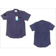 Camicia con Spalline porta Gradi Modello Polizia Americana U.S. Manica Corta Art.NSD-CAM-1-US