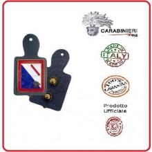 Pendif Placca Pettorale - Nuova Placca Carabinieri Legione Campania Art.NSD-CC-Ca