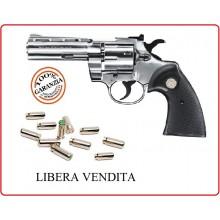 Cartucce a Salve Proiettili a Salve Calibro 9 mm Calibro 380 per Automatiche e Revolver Confezione 50 Colpi  Art.NSD9MM