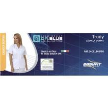 Casacca Donna Medicale Elasticizzata Easyfit Trudy  Dr.Blue Siggi Group Italia Art.04CS1340-00