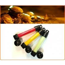 Cyalume Elettrico Militare Emergenza Segnalazione Soccorso Rosso Verde Giallo Glow Stick lectronic Art.369500