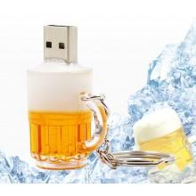Chiavetta USB 8 Giga Bevitore di Birra a Forma di Boccale di Birra Oktoberfest Festa della Birra Art.BIRRA
