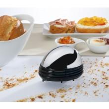 Cilio Mini Tavolo Aspirapolvere Aspira Briciole Cameriere Barman Mouse Cromato Art.305401