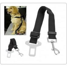 Cintura per Cani da Auto Universale si Allaccia a qualsiasi Cintura di Sicurezza CANE SICURO Art.C-CANE