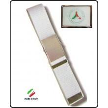Cintura Canapa Bianca Protezione Civile Vetrificata  Art.CIN-35