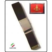 Cintura Canapa Nera Vigili Del Fuoco Vetrificato Art.CIN-63