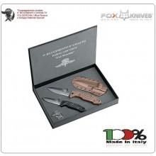 FOX COL MOSCHIN DELTA Spec. Ops - Limited Edition 9° Reggimento D'Assalto Paracadutisti Col Moschin Art.FX-SOK09CM03