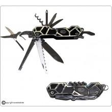 Coltello Multiuso 11 Utensili Tactical Knives Coltello Modello Svizzero  Art.CW-K22