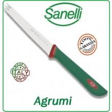 Linea Premana Professional Knife Coltello Agrumi cm 11 Sanelli Italia Art.339611