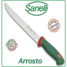 Linea Premana Professional Knife Coltello Arrosto cm 24 Sanelli Italia Art.300624
