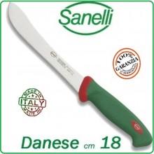 Linea Premana Professional Knife Coltello Danese cm 18 Sanelli Italia Art.101618
