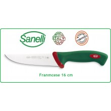 Linea Premana Professional Knife Coltello Francese cm 16 Sanelli Italia Art.100616