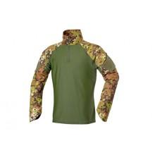 Maglietta maniche Lunghe SHIRT TACTICAL Vegetata Art.2131