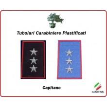 Tubolari Carabinieri Estivi - Invernali Capitano Art.CC-T23